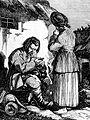 Podolany . J. Kossak. Poludenok 1862.jpg