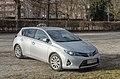 Poertschach Halbinsel-Parkplatz Toyota Auris 26022015 5028.jpg