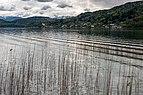 Poertschach Halbinselpromenade Woerther-See-Blick mit Maria Woerth 17042017 7697.jpg