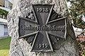 Poertschach Zehnte Oktober Strasse Ecke Khevenhuellerweg Kriegerdenkmal 26062016 2852.jpg