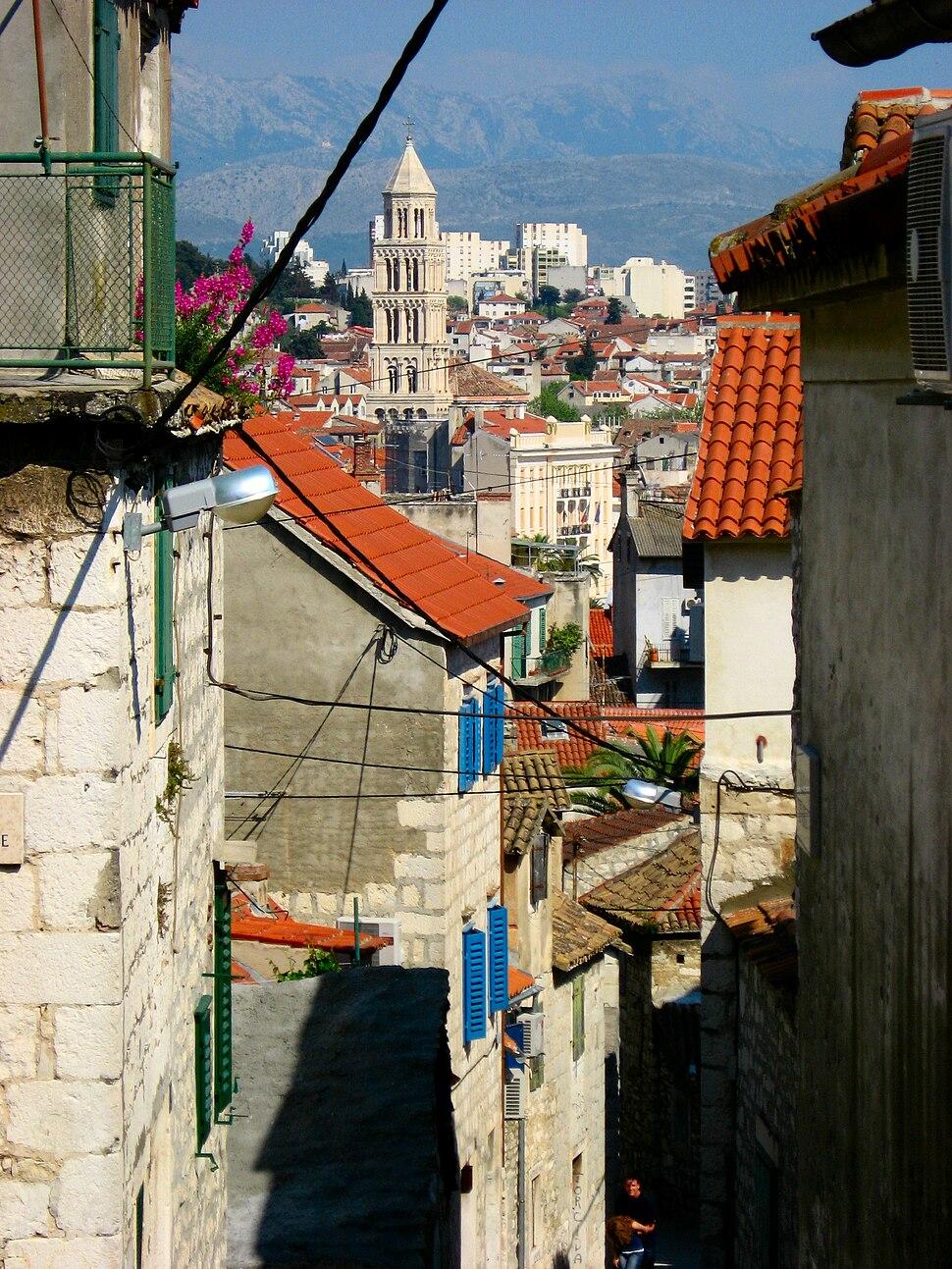 Pogled iz Varoša