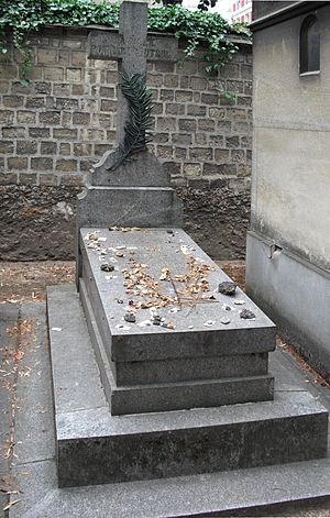Henri Poincaré - The Poincaré family grave at the Cimetière du Montparnasse