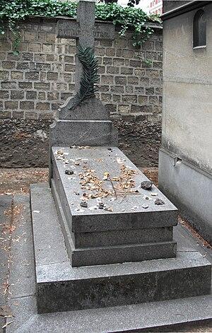 Henri Poincaré - The Poincaré family grave at the Cimetière du Montparnasse