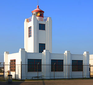 Point Hueneme Light - Point Hueneme Lighthouse in 2009