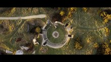 File:Pointe du Hoc 4K Drone Flight.webm