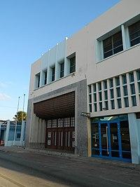 Police Station, Oranjestad (2), ARUBA.JPG