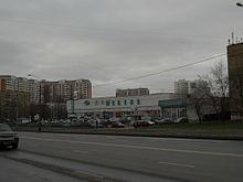 e8d058c981d2 Полярная улица (Москва) — Википедия