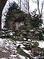 Pomník Julia Zeyera, Praha 1 , Chotkovy sady.JPG