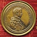 Pompeo leoni, medaglia di ferdinando castali.JPG