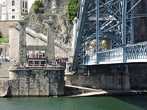 Ponte de Dom Luís I in Porto photo Christian Gänshirt 2012.jpg