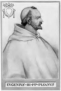 Pope Eugene III pope