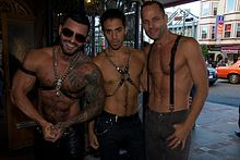 Pornaktoroj en GayVN Awards.jpg