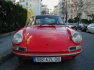 Porsche - The Porsche 912, from the 1960s