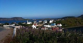 Port Rexton Town in Newfoundland and Labrador, Canada