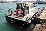 Port of Livorno pilot boat LI 9813 02.JPG