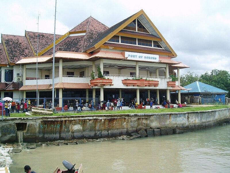 Vé máy bay giá rẻ đi Sorong Indonesia