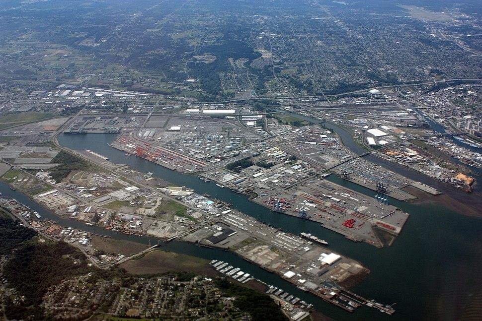 Port of Tacoma 8276