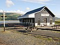 Porth Penrhyn Station and the Harbour View Cafe - geograph.org.uk - 1432256.jpg
