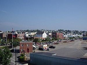 Neighborhoods in Portland, Maine - The East End.