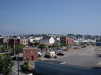 Neighborhoods in Portland, Maine - The East End.