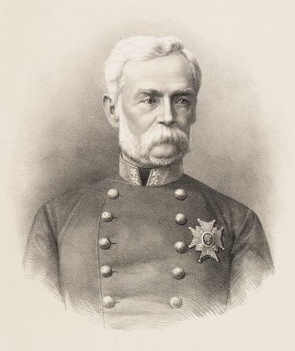 File:Porträtt av generallöjtnant Gustaf Rudolf Abelin (1819-1903), 1881 - Skoklosters slott - 99489.tif