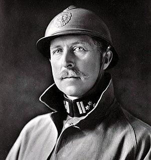 Albert I of Belgium Third King of the Belgians