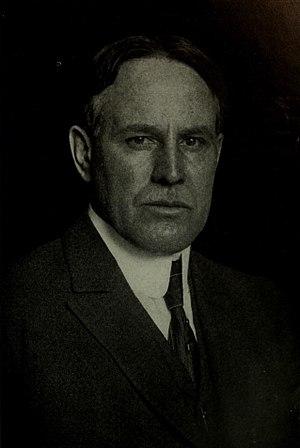 Edwin H. Anderson - Image: Portrait of Edwin H. Anderson