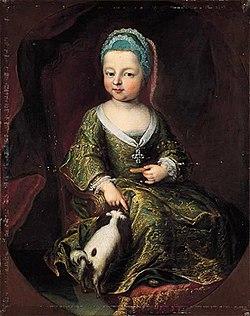 Prince Emanuele Filiberto, Duke of Aosta (1731–1735) Duke of Aosta
