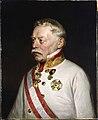 Portrait of Field Marshal Johann Josef Wenzel Graf Radetzky von Radetz (by Georg Decker) - Heeresgeschichtliches Museum.jpg