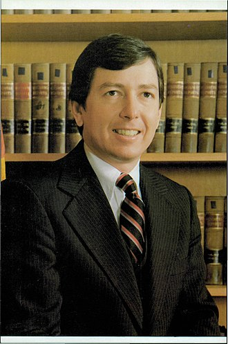 Missouri Attorney General - John Ashcroft served as Attorney General from 1977-1985