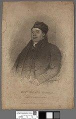 Revd. Ebenzr. Morris, late of Cardiganshire