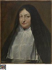 Portrait of Archduchess Isabella Clara Eugenia as Clarisse