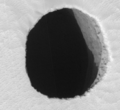Possible cave entrance on Arsia Mons.png