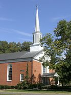 Post Chapel, Fort Belvior