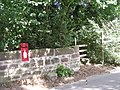 Postbox and stile - geograph.org.uk - 872771.jpg