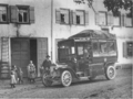 Postbus Rosenfeld b Oberndorf 1909.png