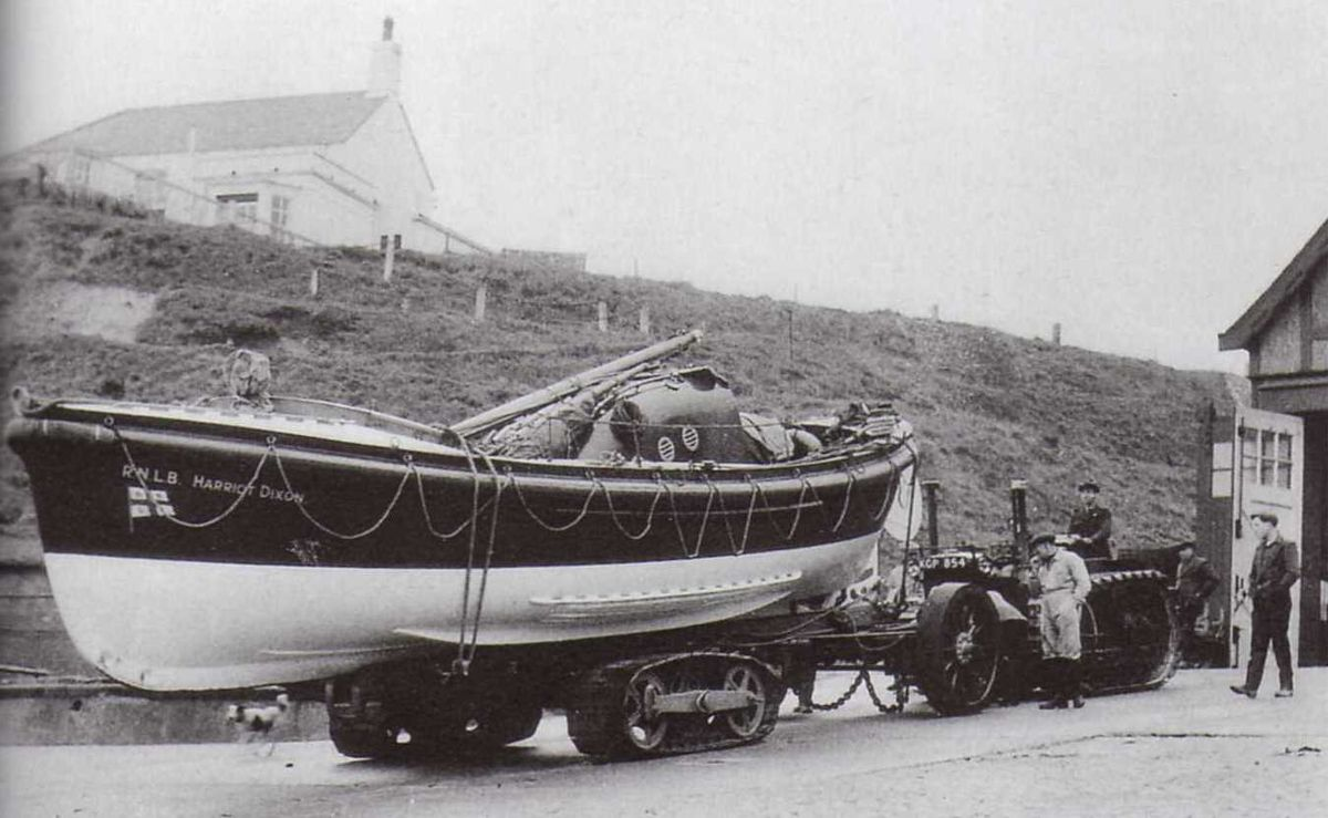 rnlb harriot dixon  on 770