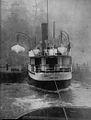 Potlatch (steamship) aground in Hood Canal.jpg