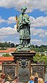 Prague 07-2016 Charles Bridge John of Nepomuk statue img2.jpg