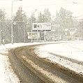 Praha, Motol, Plzeňská ulice pod sněhem.jpg