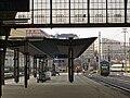 Praha hlavní nádraží, prodloužené nástupiště 01.jpg