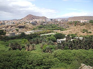 Palmarejo, Cape Verde Subdivision of the city of Praia in the island of Santiago, Cape Verde