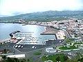 Praia da Vitória, Santa Cruz, ilha Terceira, Açores.JPG