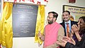 Prakash Javadekar launching the Digital Gallery of the Zoological Survey of India (ZSI) to Commemorate the Centenary Celebrations of the Zoological Survey of India (ZSI), in Kolkata.jpg