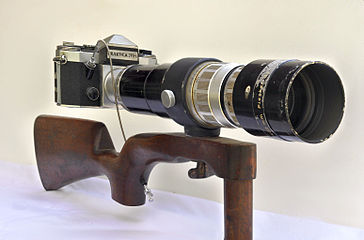 Praktica STL-1 with VOSS 400mm lenz.jpg
