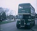 Preserved Bus at Southchurch Boulevard - geograph.org.uk - 3023972.jpg