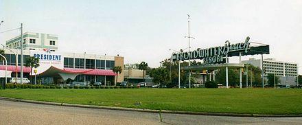 President broadwater casino gambling companies shares