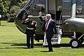 President Trump Departs the White House (48135443398).jpg