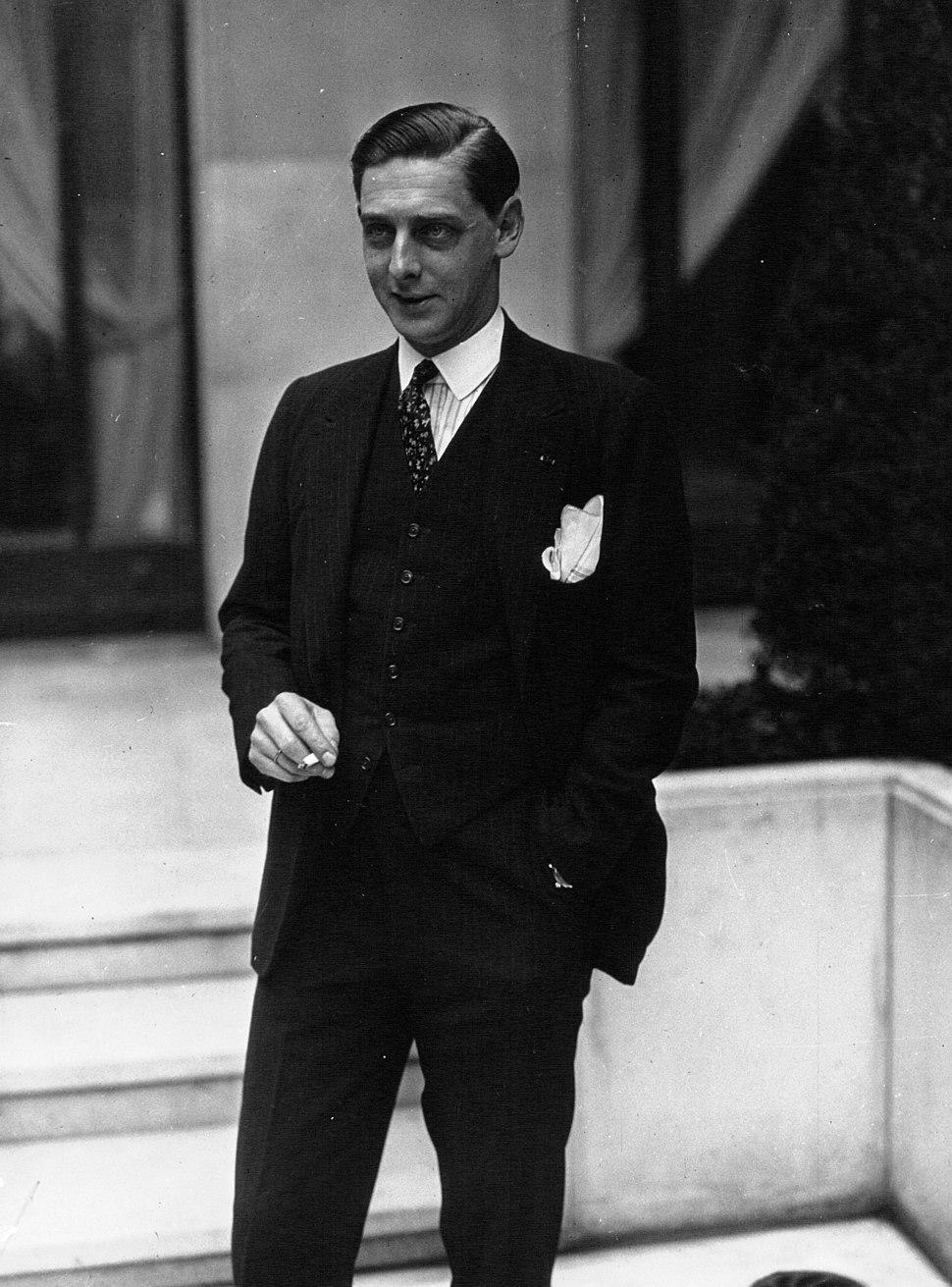 Prince Nicholas of Romania 1932