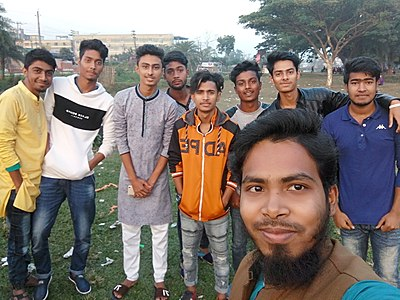 Prince at Bogra Wikipedia meet-up, December 2017 (2).jpg